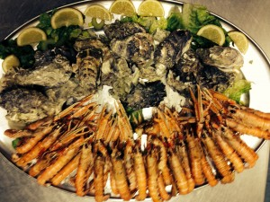 Group Fish Platter